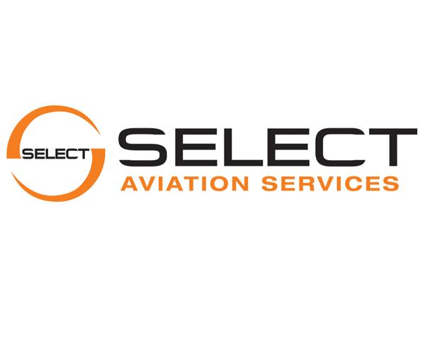 logo design for select aviation services