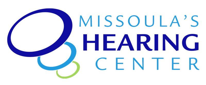 logo design for Missoula's Hearing Center